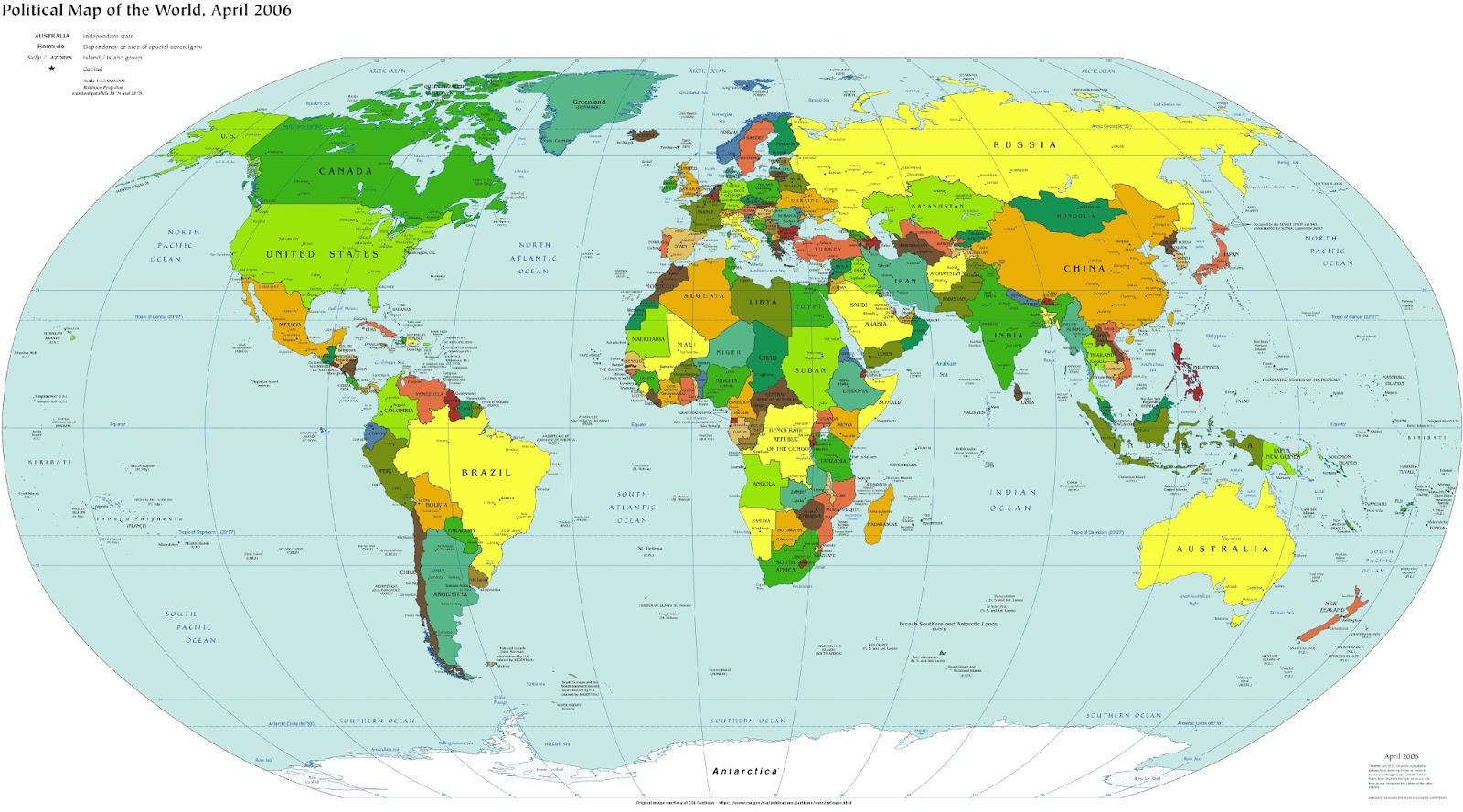 Harta Politica A Lumii Wikipedia