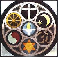 symboles de l'ensemble des religions