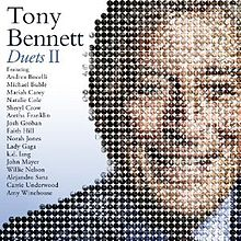 Duets II, Tony Bennett