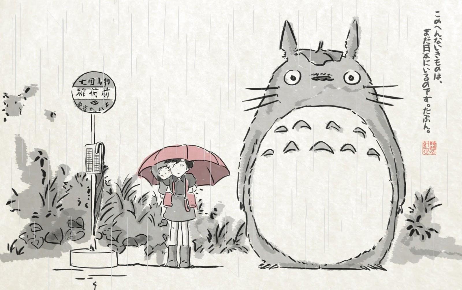 Kết quả hình ảnh cho illustration totoro