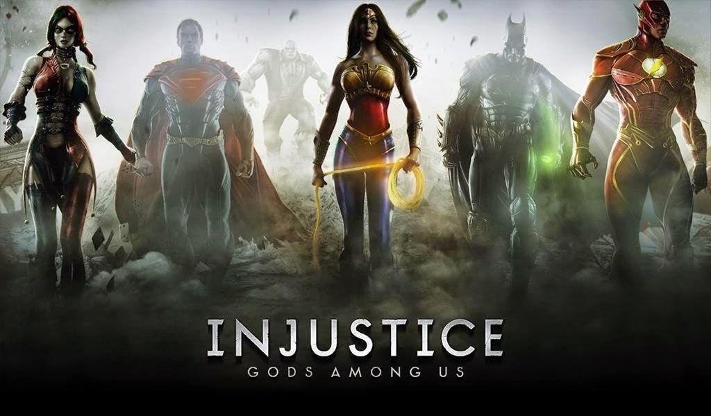 Injustice: Gods Among Us v2.3.2 [Link Direto]