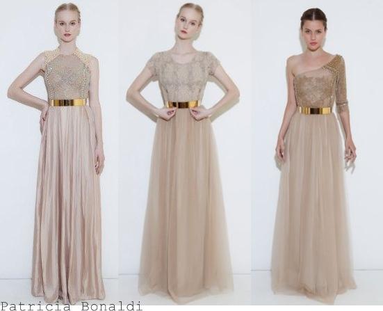 vestidos de festa com cintos