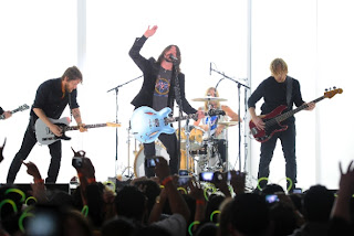 Chatter Busy: Foo Fighters New Album In 2014