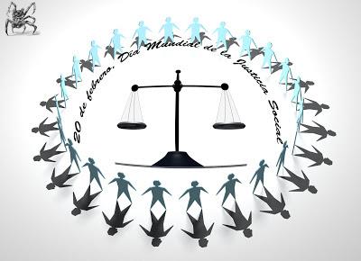 El 20 de febrero es el día mundial de la justicia social.