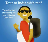 Tour to India with her?
