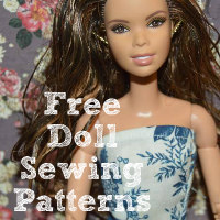 Free Doll Sewing Pattens