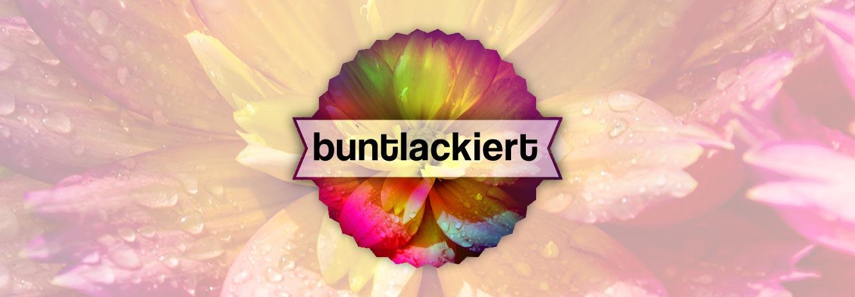 Buntlackiert