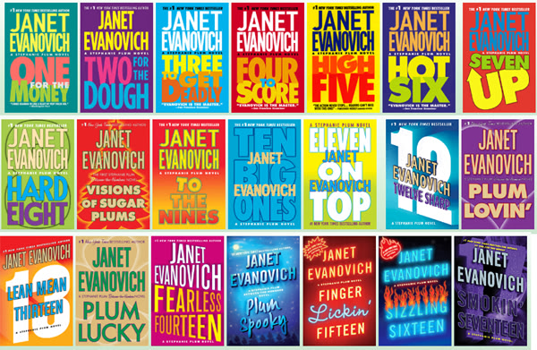 Eleven on Top 11 by Janet Evanovich: Stephanie Plum Novels