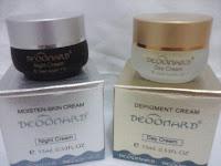 Deoonard Gold Silver Cream