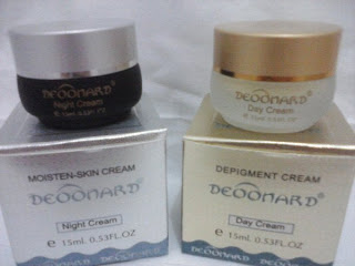 Deoonard Gold Silver Cream