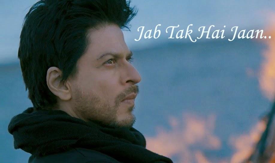 Jab Tak Hai Jaan (Poem)