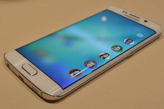 Samsung Galaxy S6 EDGE-Desain terbaru samsung