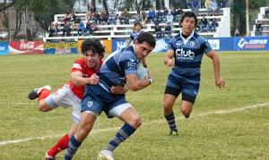 Uni y Tucumán rugby Campeones en Preintermedia