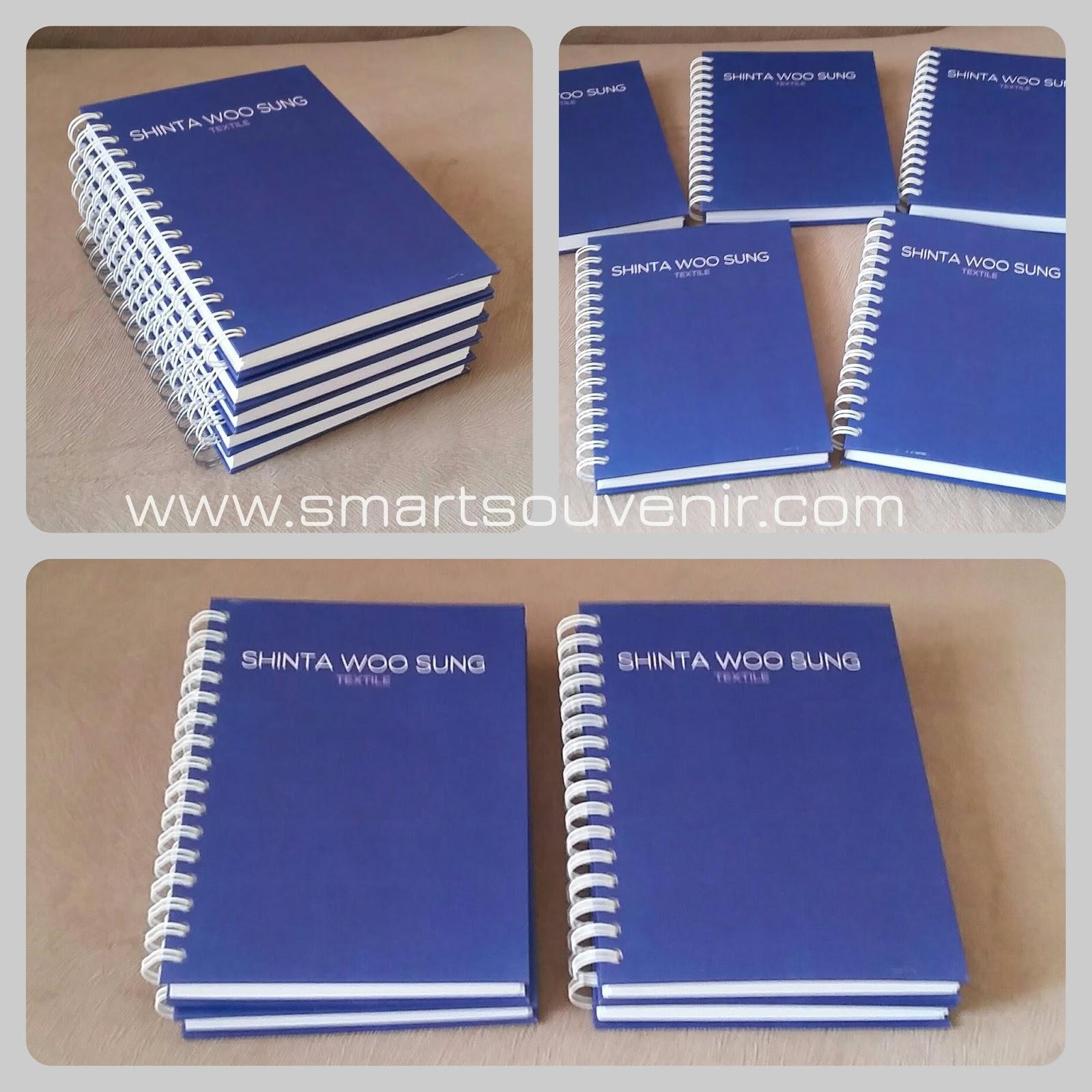 buku agenda blocknote smart souvenir
