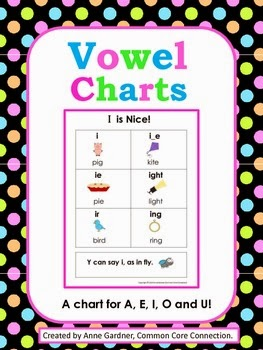 http://www.teacherspayteachers.com/Product/Vowel-Charts-for-the-Sounds-of-A-E-I-O-and-U-1023003
