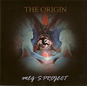"O meu novo álbum do meu projeto musical New Age Meg´s Project  - ""The Origin"""