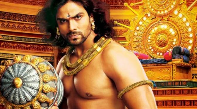 Foto Foto Arpit Ranka pemeran Mahabharata