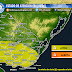 AVISO | Prob. tormenta fuertes en el S, E, NE (PM Jue 24/9 - AM Vie 25/9)