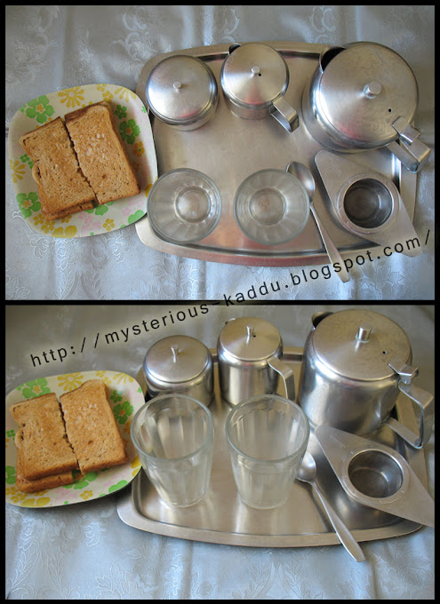 Tea & Toast!