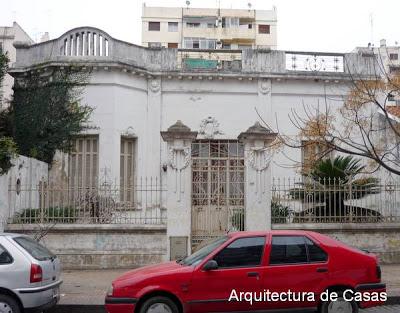 Arquitectura de casas casa de dos plantas estilo italiano - Casas de estilo italiano ...