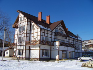 Отель Черсак