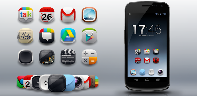 Download Icon Pack Android APK Keren