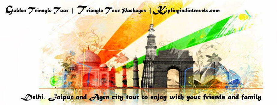 Golden Triangle Tour | Triangle Tour Packages | Kiplingindiatravels.com