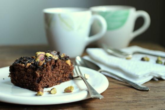 chocolate ripple coffee cake recipes dishmaps caramel chocolate ripple ...