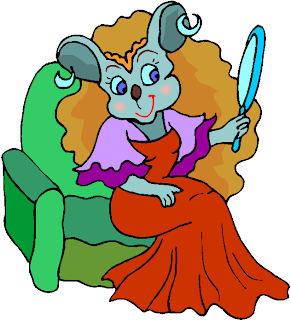 Mouse Queen Free Clipart