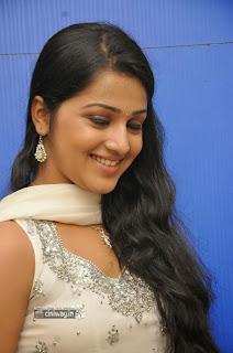 Hrudayam-Ekkadunnadi-Heroine-Samskruthi-at-Movie-Audio-Launch