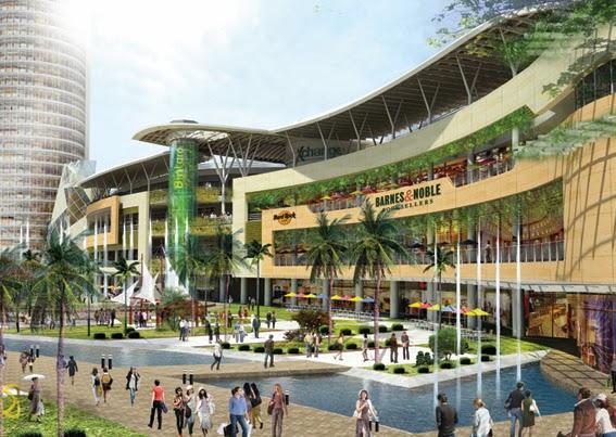 Bintaro Xchange Mall dan Mall di Jakarta