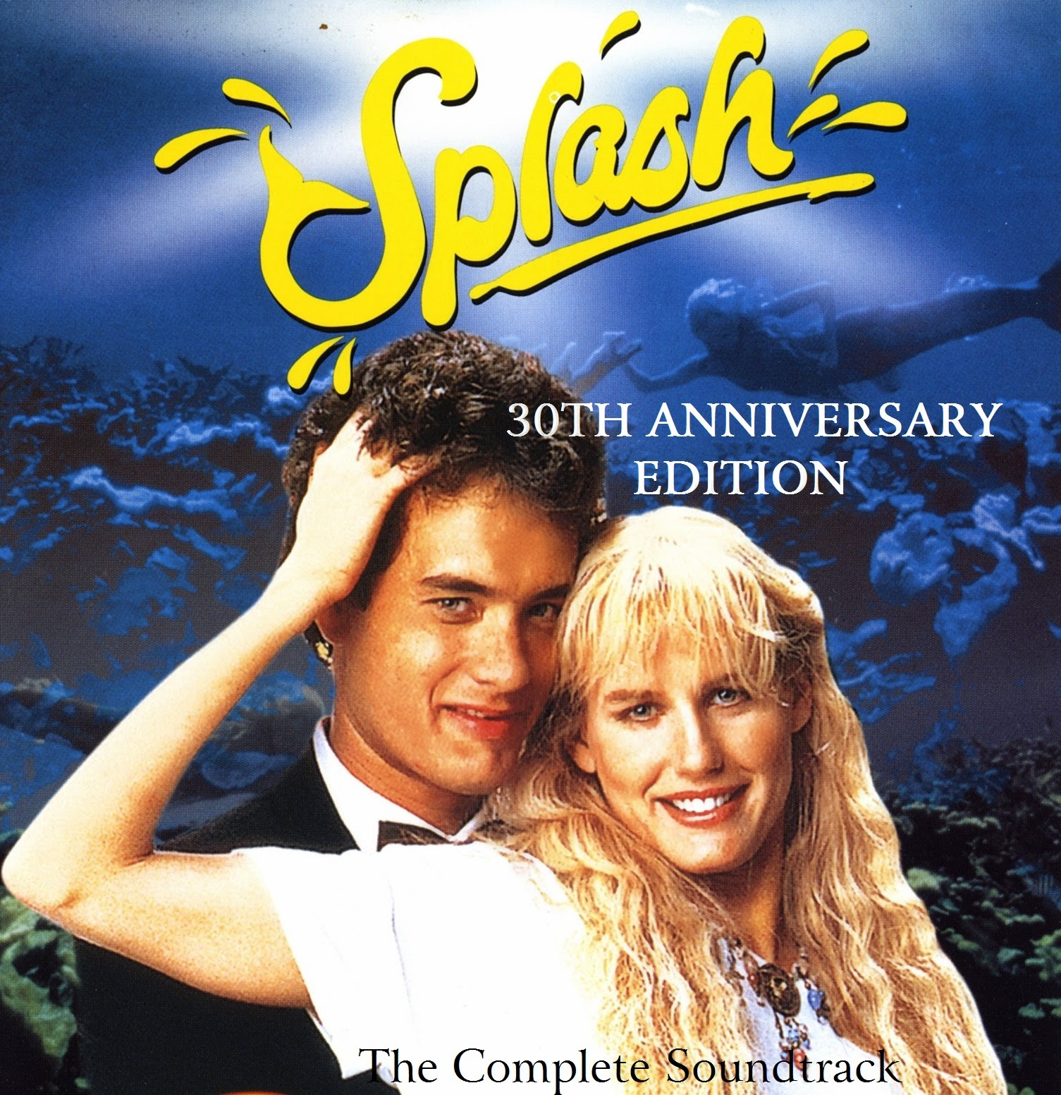 splash the complete movie soundtrack 30th anniversary edition