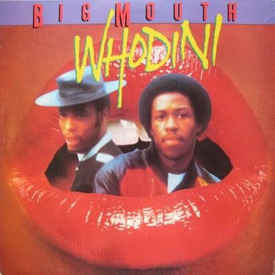 Whodini - Big Mouth (VLS) (1985) Flac