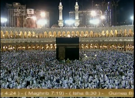 Siaran Langsung Dari Makkah al mukaromah.