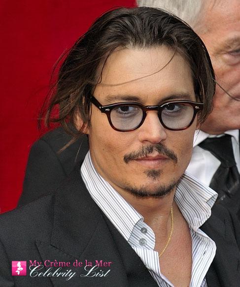 Johnny Depp - Celebrity List