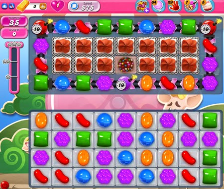 Candy Crush Saga 575