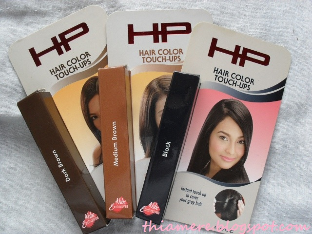On Beauty Stuff And What Elses Hp Hair Color Touch Ups Review