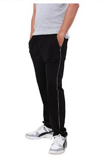 Mens Cotton Track Pants