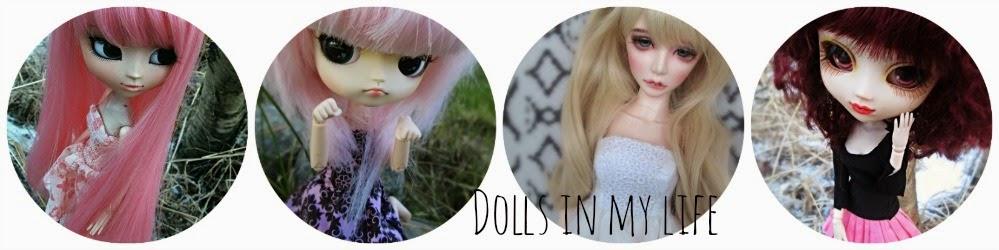 Dolls in my life