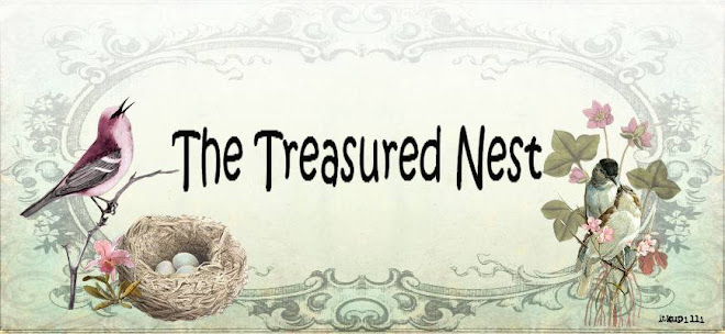 the treasured nest