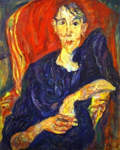Arte cristina faleroni chaim soutine artista 1893 1943 for Chaim soutine
