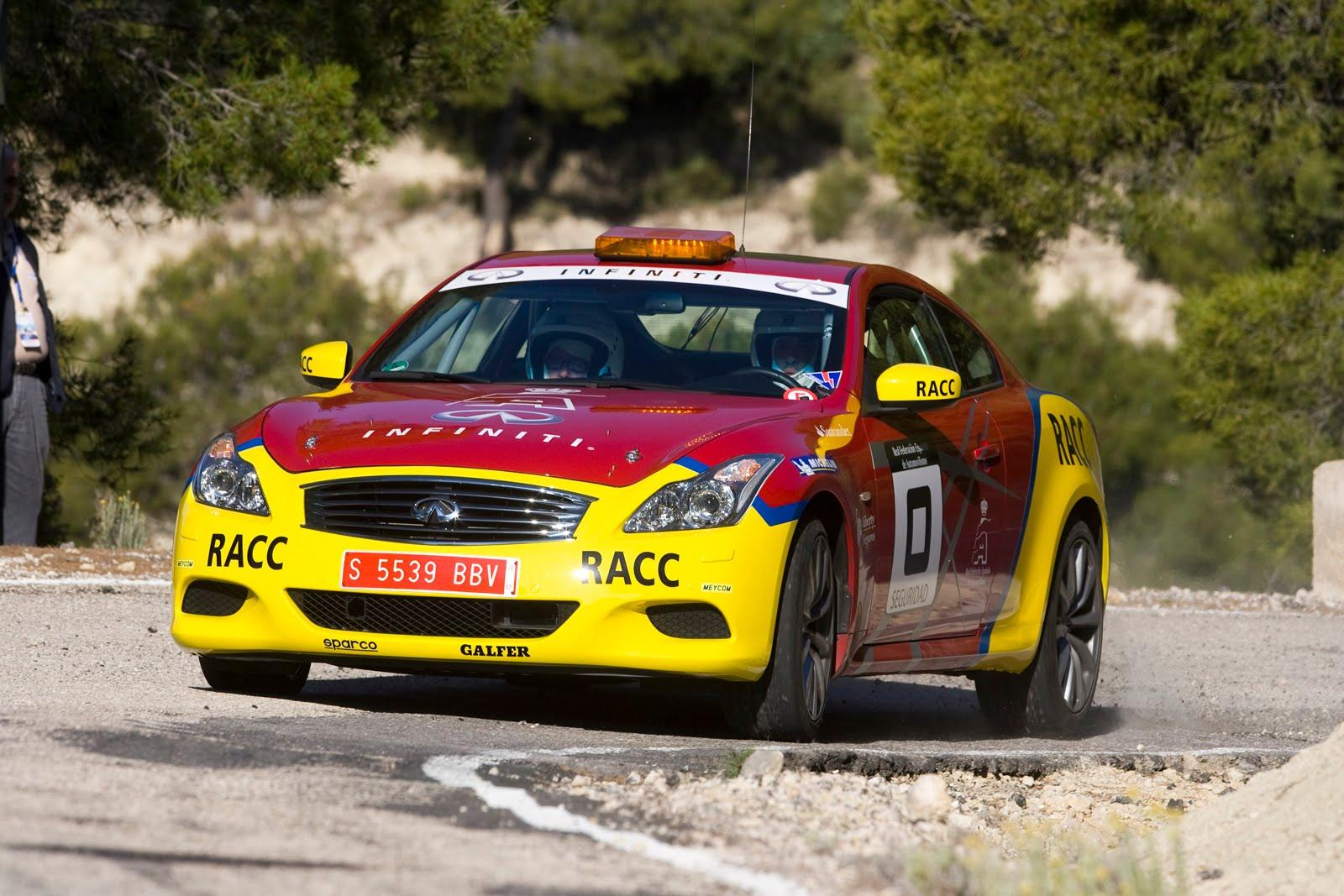 Infiniti G37, coupe, Q60, rallycross, wyścigi, japońska motoryzacja, sportowe japońskie auta
