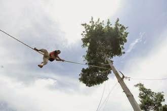 Bakudung Batiung, Tradisi Dayak Gaai yang Terus Dilestarikan Pesta Panen dan Pendewasaan Anak Laki-Laki