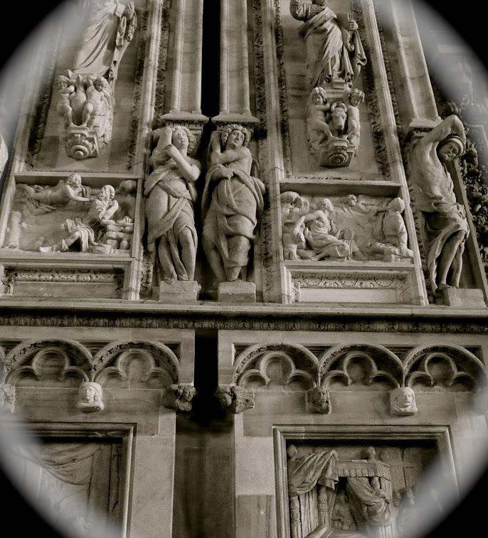 Detail Of Duomo