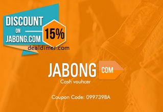 Jabong Gift Voucher at 15% Off – Giftxoxo