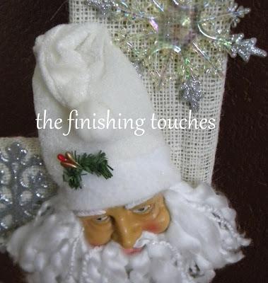 square wreath, frame wreath, Christmas wreath