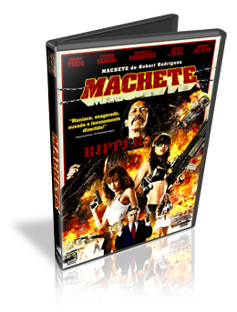 Download Machete Dublado DVDRip 2010 (AVI Dual Áudio + RMVB Dublado)