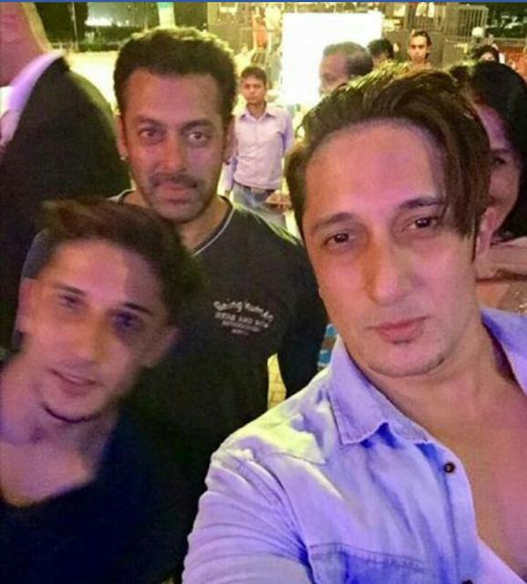 Salman Khan Images From Dubai