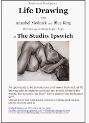 Life Drawing in The Studio