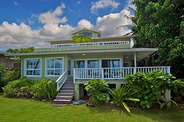 Beautiful Hawaiian Home On 3 Acres W A View Image 1